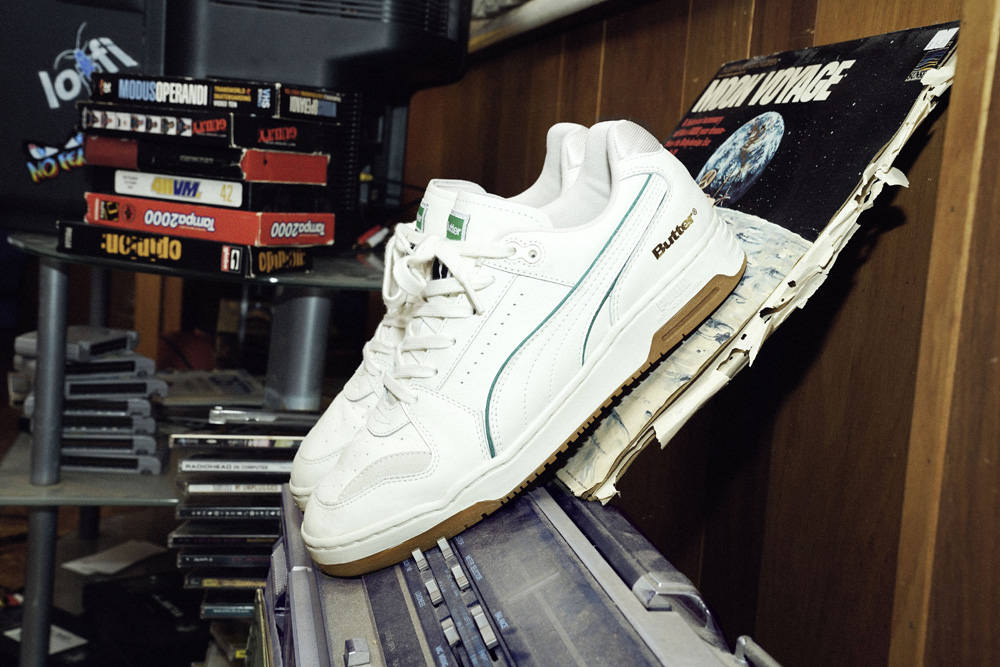PUMA,BUTTER GOODS,发售  Virgil 偷偷关注!这宝藏终于被挖出来了!「联名新鞋」今年特抢手!