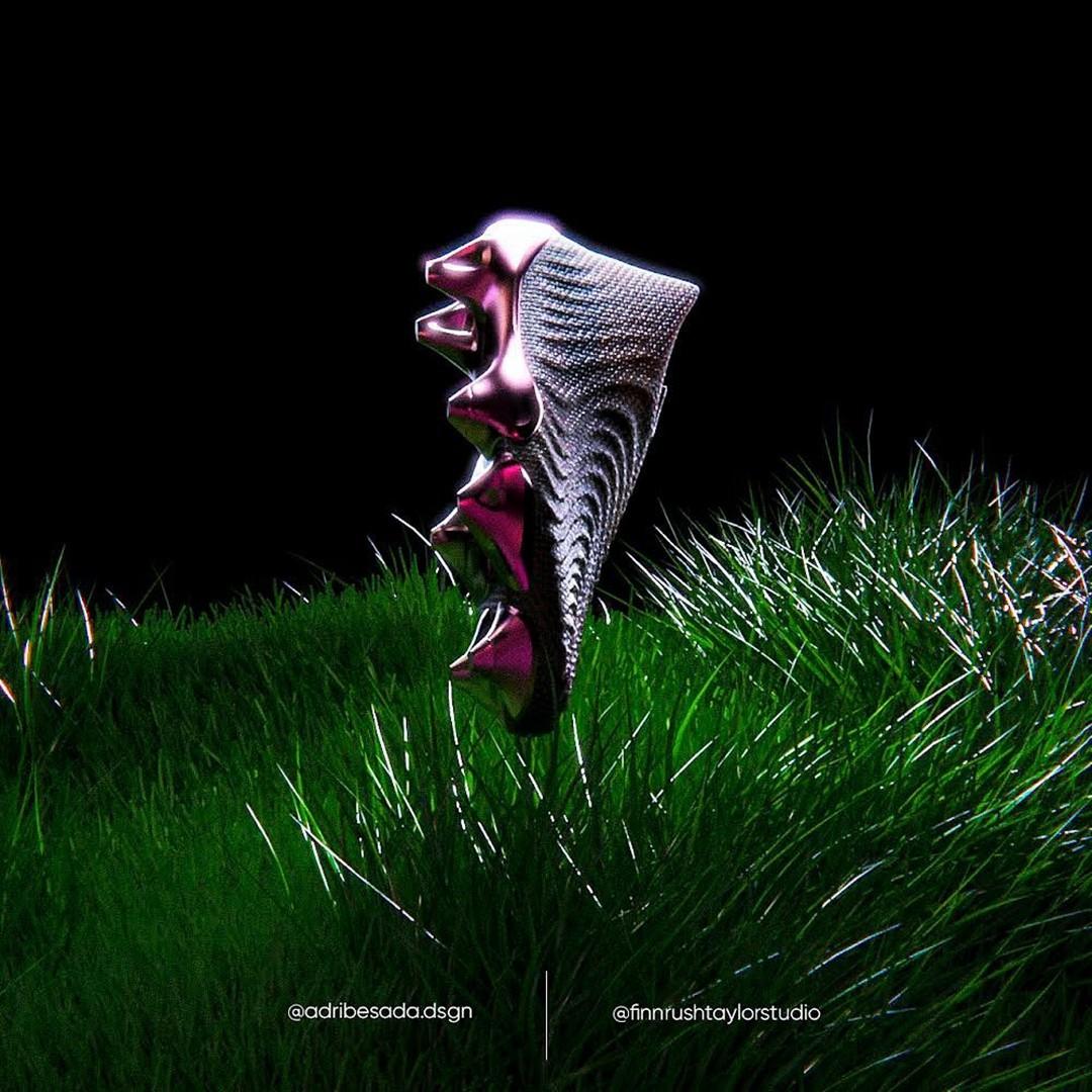 Nike  从没见过的「古怪造型」!这双 Nike 新鞋真把我看傻了!