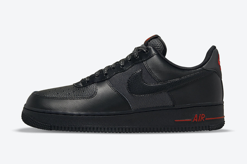 Nike,Air Force 1 Low,DD1523-00  零度可乐既视感!全新配色 Air Force 1 官图曝光!
