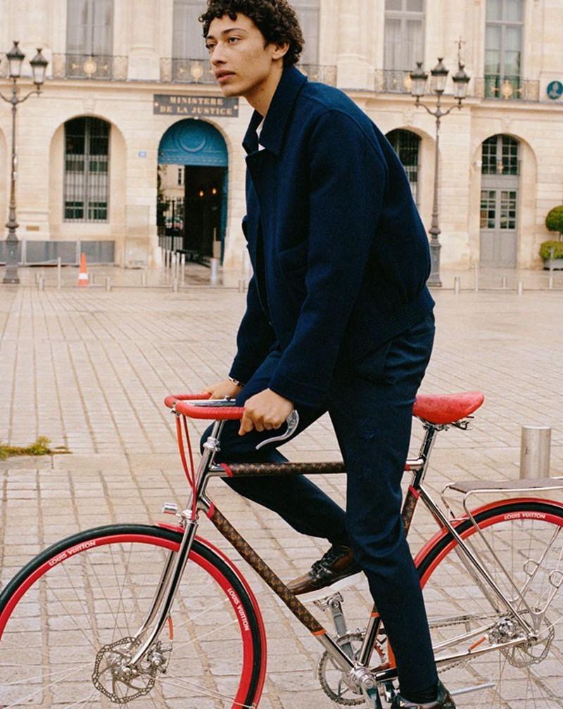 """Louis Vuitton,Maison TAMBOITE,  LV 又 """"不务正业""""!自行车发售价就 18 万!"""
