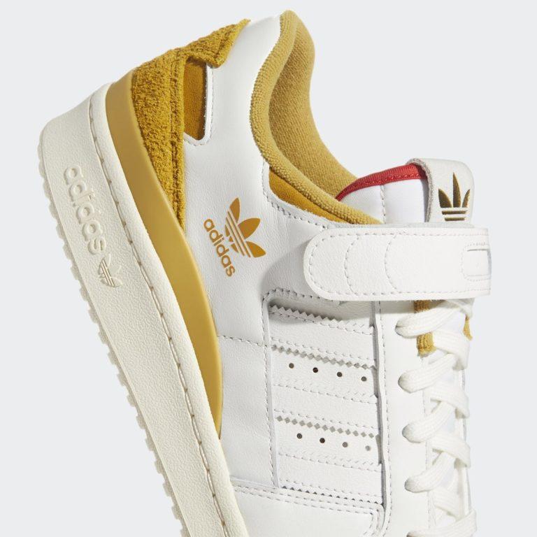 adidas,Forum 84 Low,GZ8961  复古气息浓郁!全新配色 adidas Forum 84 Low 官图曝光!