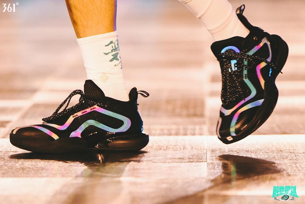 361°,AG2  戈登最新战靴 AG2 正式曝光!这颜值你喜欢吗?