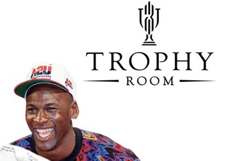 Trophy Room,Air Jordan 7,AJ7,发  又一双天价鞋?!Trophy Room x AJ 下一双正代联名曝光!