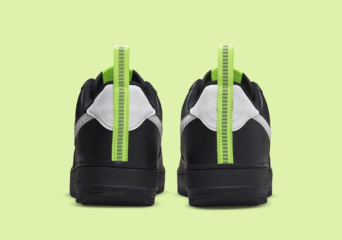 Nike,Air Force 1,Pivot Point  暗藏压印图案!全新配色 Air Force 1 Low 官图曝光!
