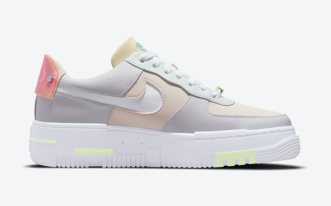 """Nike,Air Force 1 Pixel,Have A  炫酷电竞主题!全新 Air Force 1 Pixel """"Have A Good Game"""" 官图曝光!"""