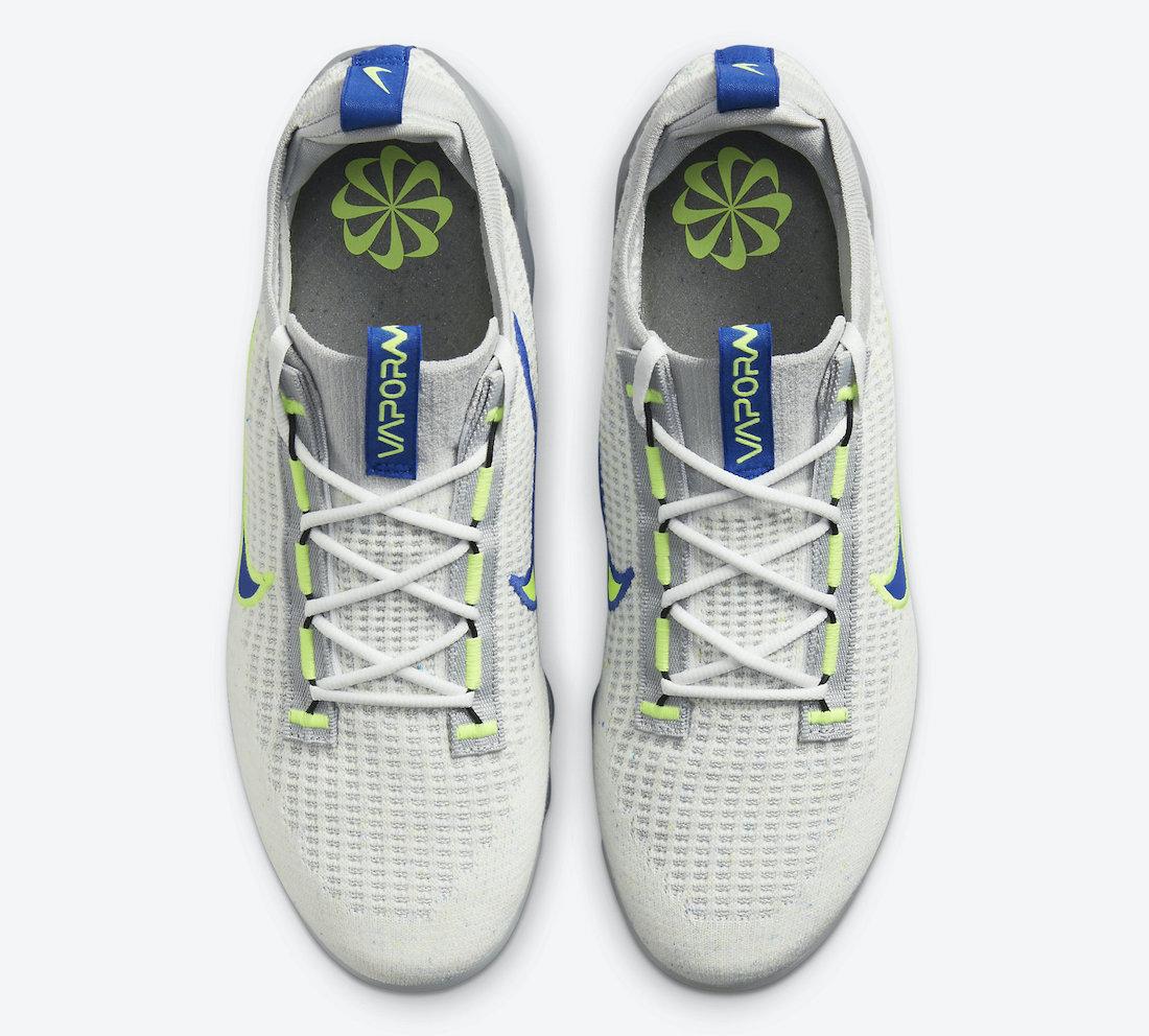 Nike,Air VaporMax 2021,DC9394-  经典「雪碧配色」!全新 Air VaporMax 2021 官图曝光!