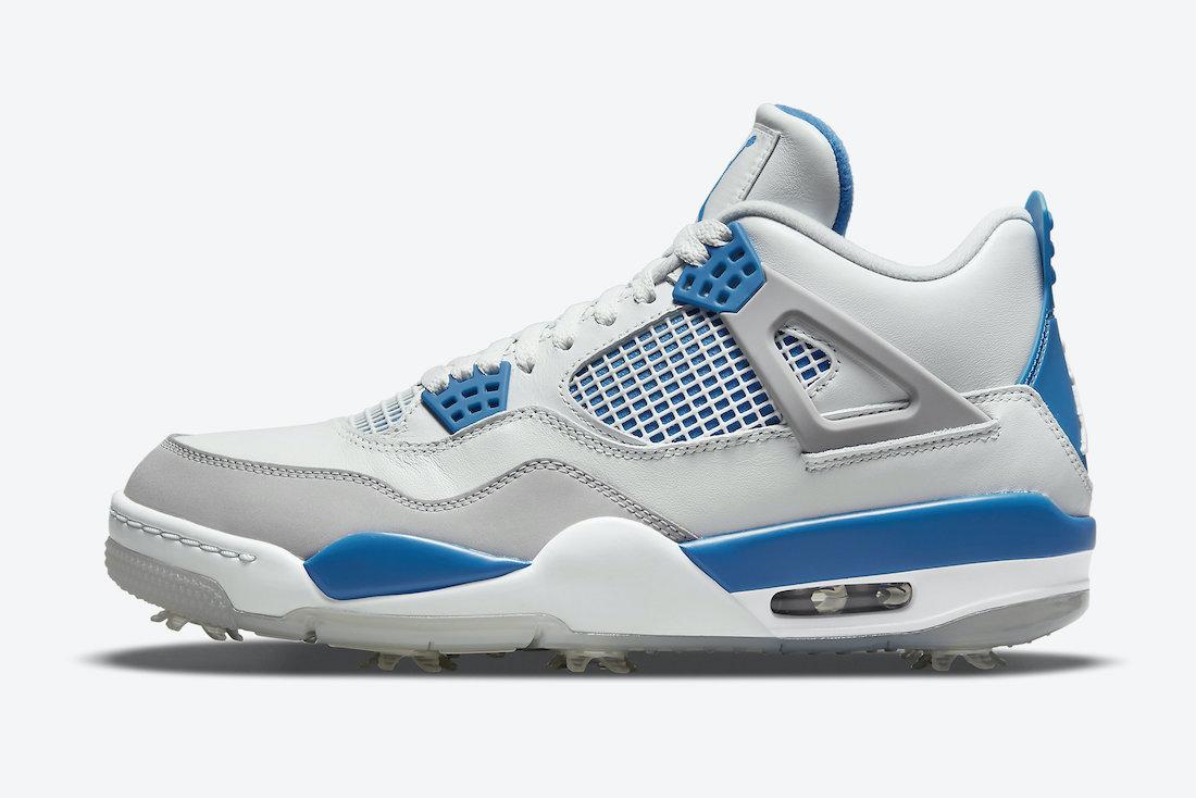 AJ4,Air Jordan 4,CU9981-101,发售  元年白蓝 Air Jordan 4 复刻回归?!这版本不对啊...
