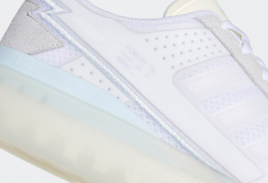 adidas,Forum Tech Boost,Forum  全掌 Boost 加持!adidas 全新「小白鞋」官图曝光!