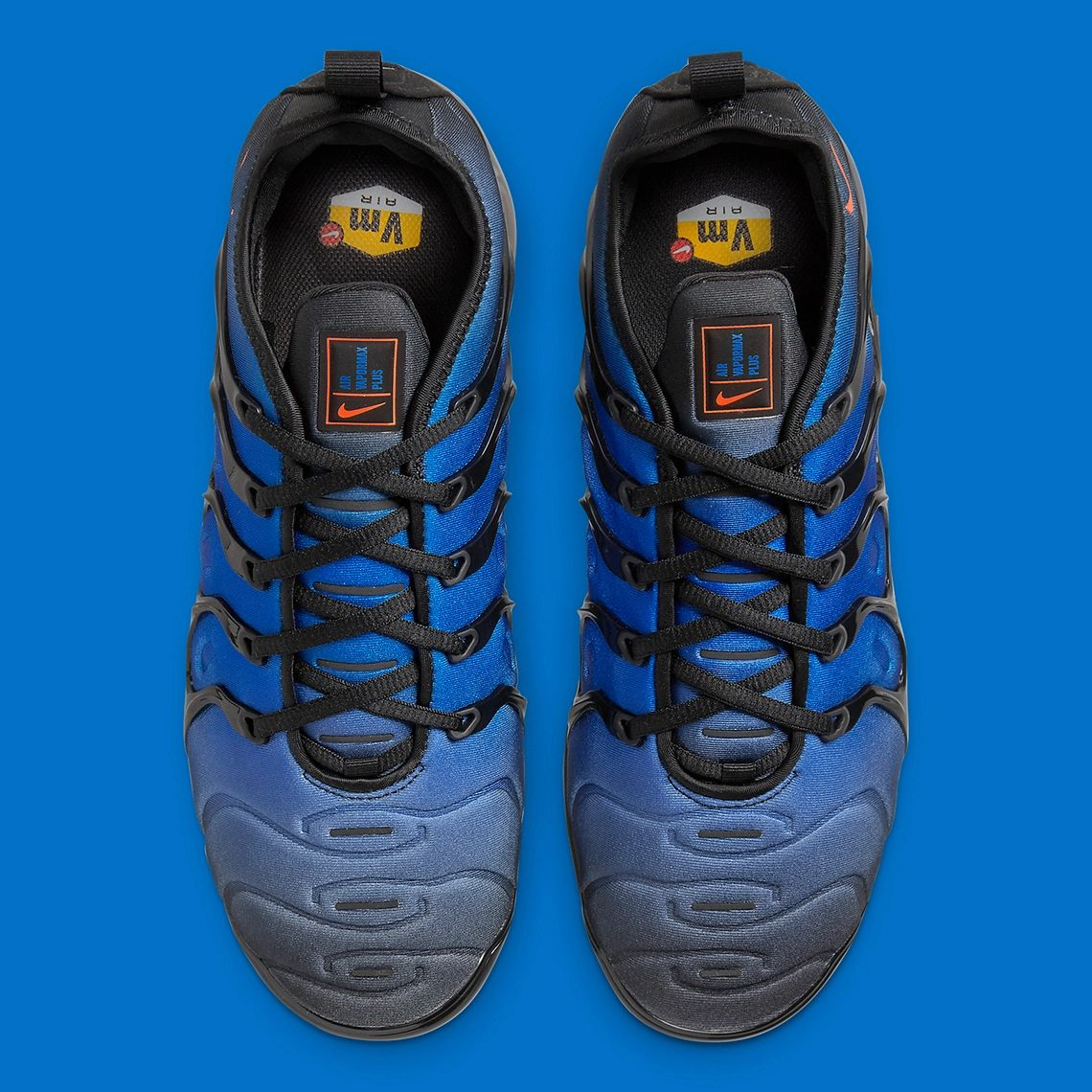 Nike,Air VaporMax Plus,DO6679-  炫酷渐变鞋面!全新配色 Air VaporMax Plus 实物曝光!