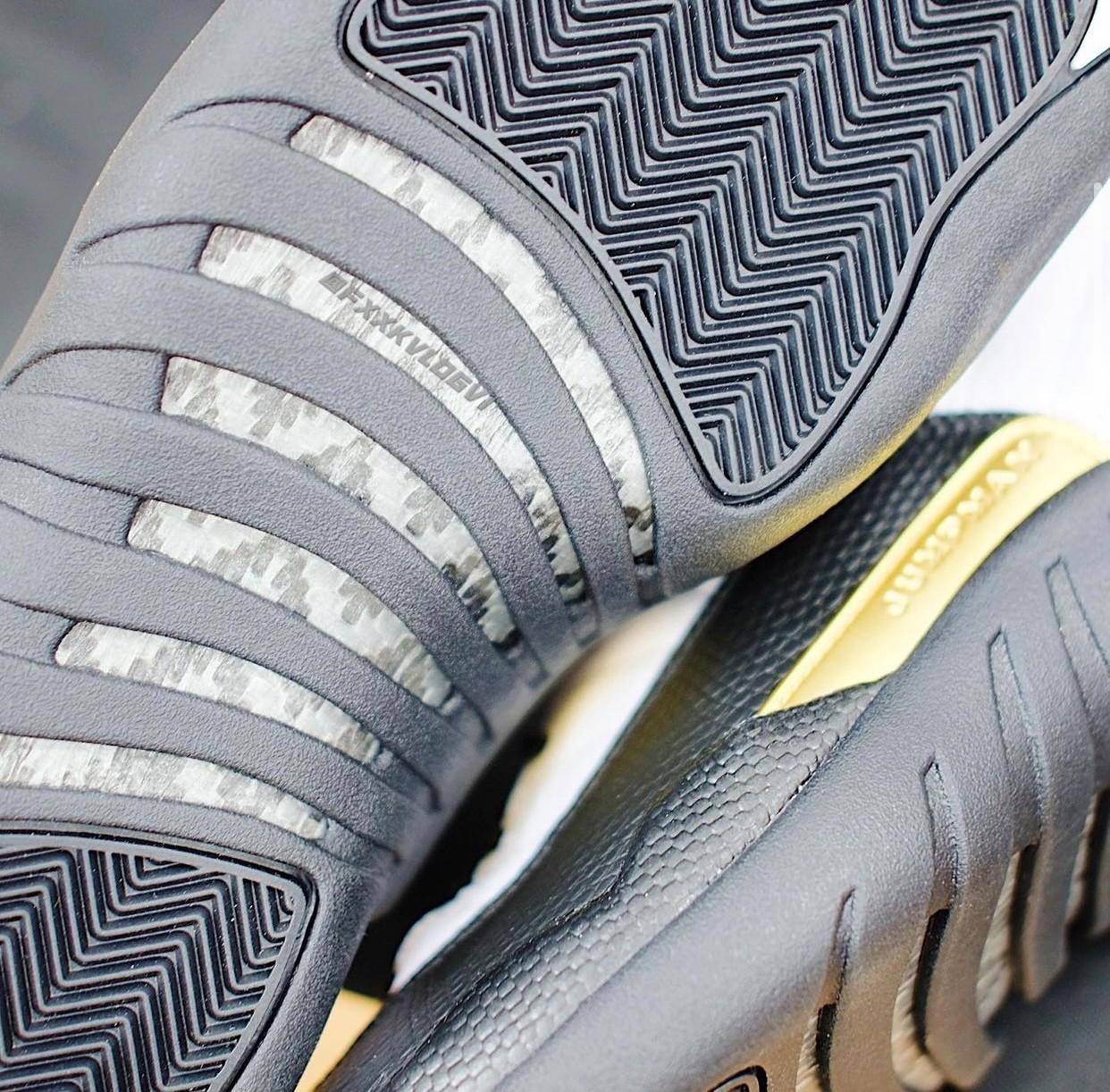 AJ12,Air Jordan 12,CT8013-170,  「新金扣」AJ12 延期发售!奢华质感真的爱了!