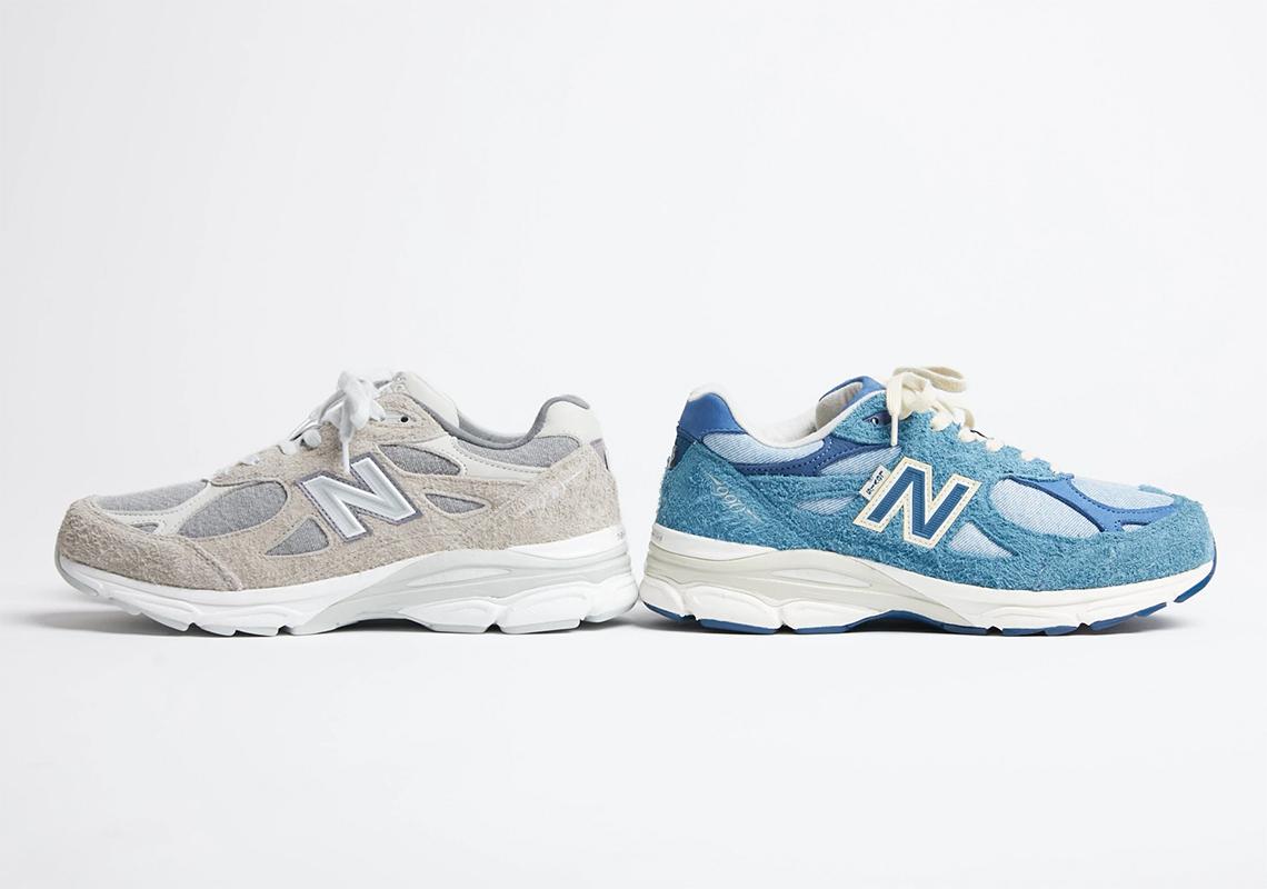 New Balance.990v3,发售  上一双市价破 5 千!Levi's x NB 又有新联名!下周发售!
