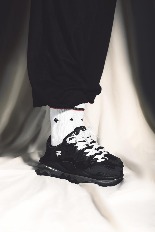 FLIA FUSION,QD96,开箱,上脚  两种鞋合体!这双「熔岩鞋」堪称新一代长腿神器!