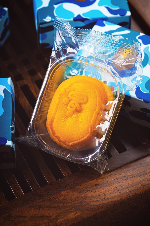 BAPE,发售  BAPE®️ 潮流月饼又来了!猿人头造型真特别!入手方式在此!