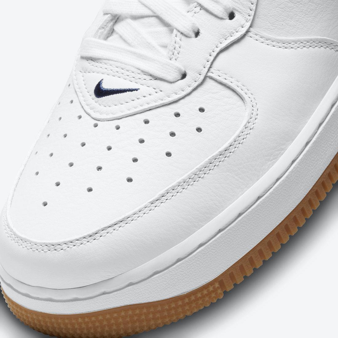 Nike,Air Force 1 Mid,NYC,DH562  致敬纽约洋基队!全新配色 Air Force 1 Mid 官图曝光!