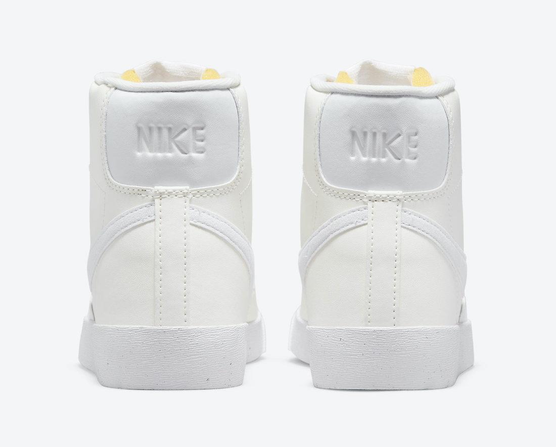 Nike,Blazer Mid,77 Next Nature  环保致胜!全新配色 Blazer Mid 官图曝光!