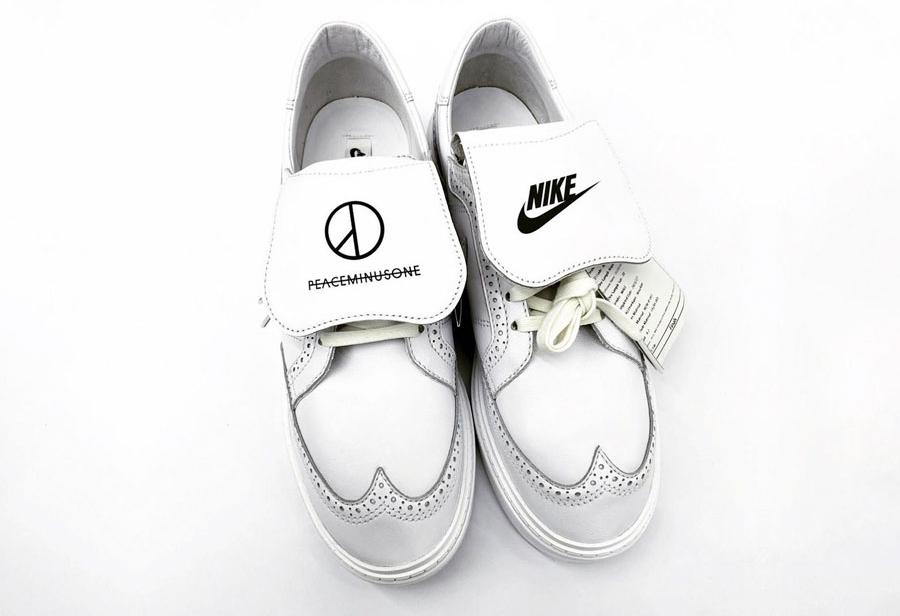 Nike,权志龙,PEACEMINUSONE,Kwondo  权志龙 x Nike 新联名完整实物曝光!网友:这还能起飞?