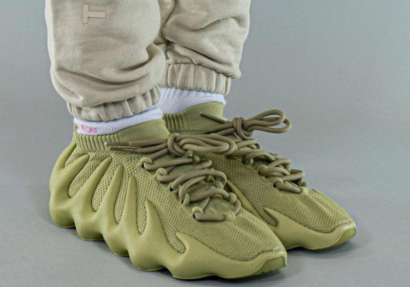adidas,Yeezy 450,Resin,Yeezy 5  「纯黑」Yeezy 500 即将补货!新配色 Yeezy 450 太辣眼...