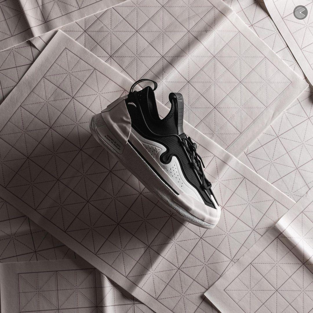 安踏,星炼,发售,明星  手工质感真不错!王一博同款「老北京布鞋」刚刚上架!