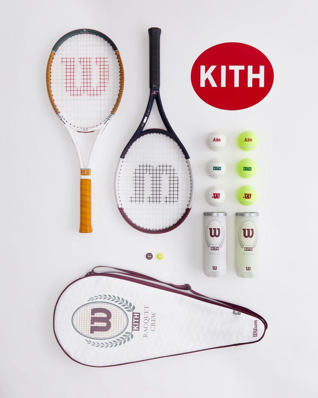 KITH,Wilson,发售  今日小程序限量发售!以前只能加价买的 KITH 联名来了!抢到就是赚!