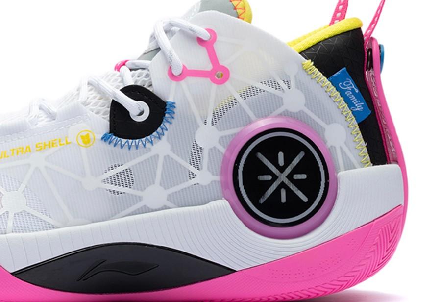 李宁,幻影 3,发售  造型酷似韦德 9!李宁性价比新鞋刚上架!这配色有点意思!