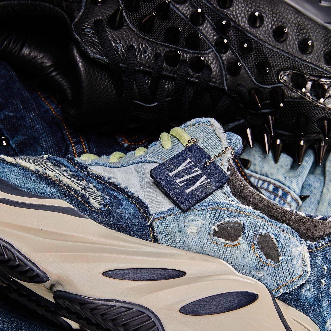 Yeezy,GAP,联名,鞋,曝光,还有,侃爷,同款,造型,  Yeezy x GAP 联名鞋曝光?!还有侃爷同款造型 Yeezy 500!