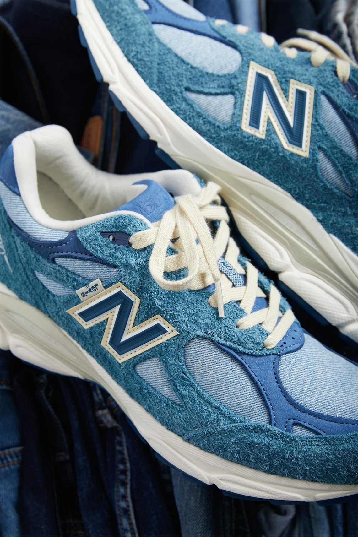 New Balance,NB,Levi's,AAPE,Joe  快上车!四款 New Balance 重磅联名开始抽签了!