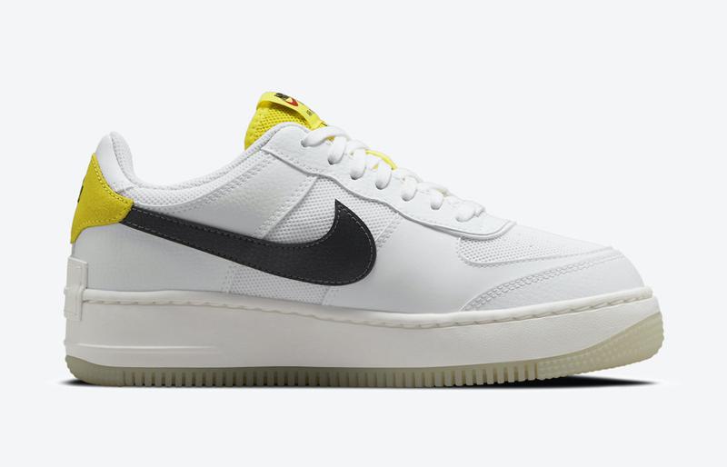 Nike,Air Force 1 Shadow,Go The  钩子都笑了!全新配色 AF 1 Shadow 官图曝光!