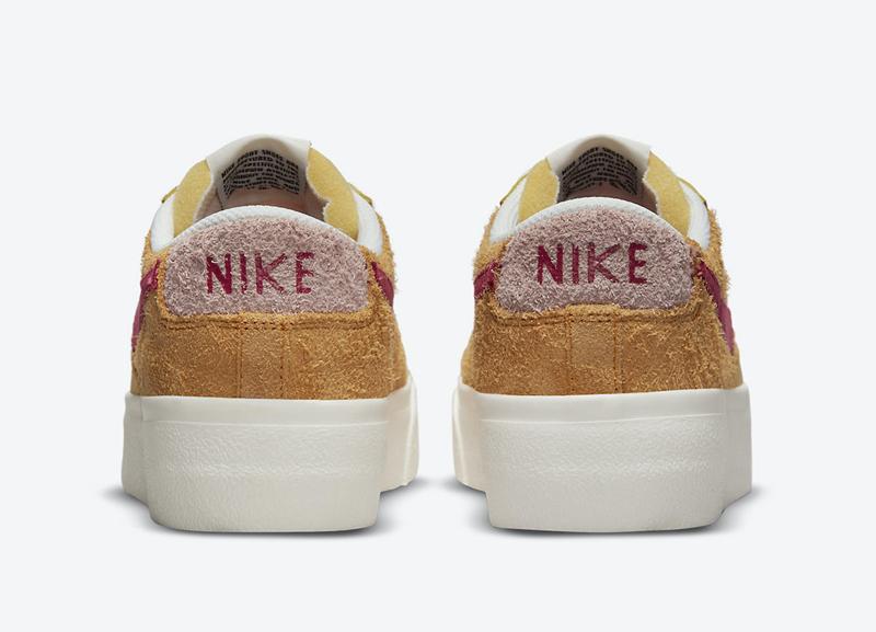 Nike Blazer Low,Sunset,DO6721-  「日落」风格太好看!全新配色 Blazer Low 官图曝光!