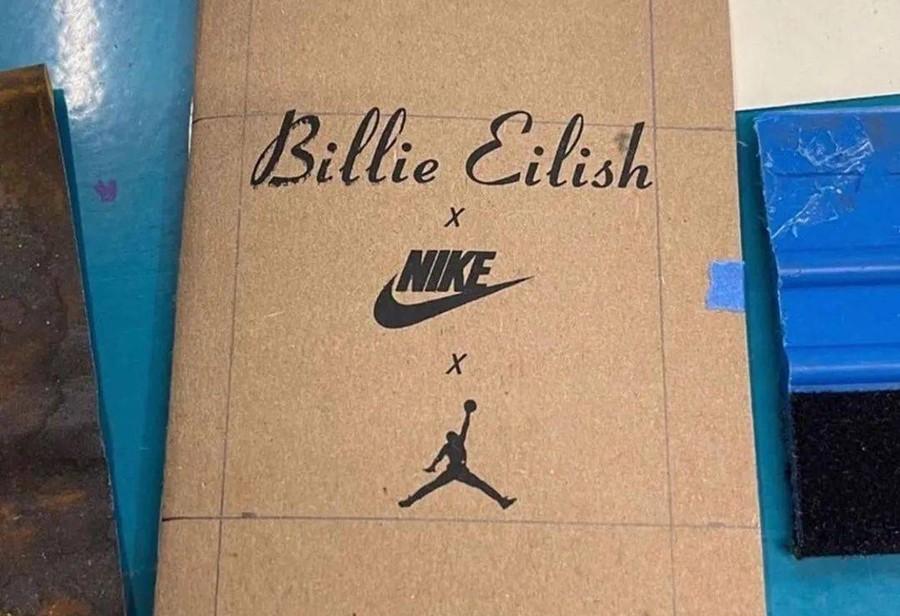 AJ,Billie Eilish,Air Jordan 1  碧梨 x AJ 联名终于要来了!发售日期刚刚确定!