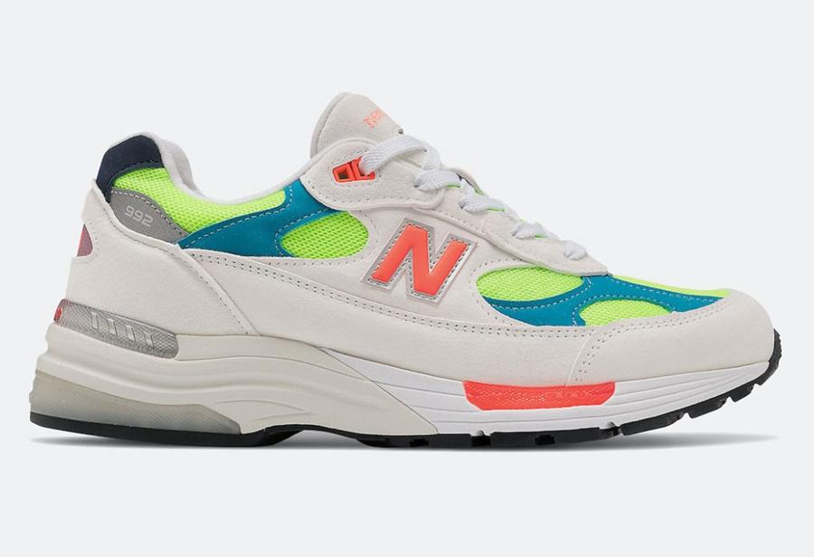 NB,New Balance 992,M992DA  色彩丰富 + 经典鞋型!全新 New Balance 992 官图曝光!