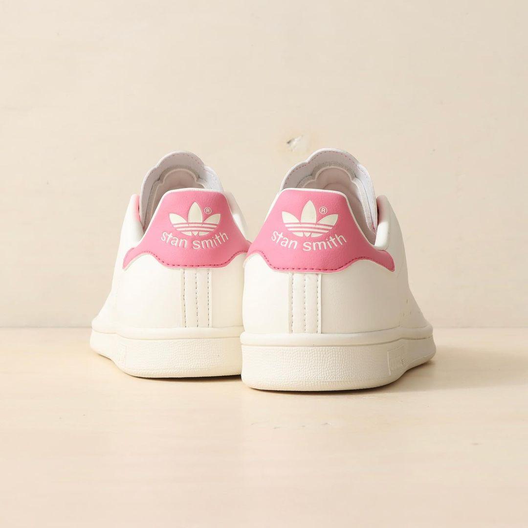 adidas,Stan Smith,h03924  多层鞋舌 + 甜美配色!全新 adidas Stan Smith 现已发售!