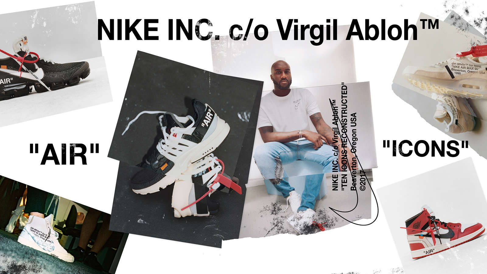 OFF-WHITE,AJ2,Air Jordan 2 Low  想买还得再等等!两款 OW x AJ2 上脚图曝光!越品越上头!