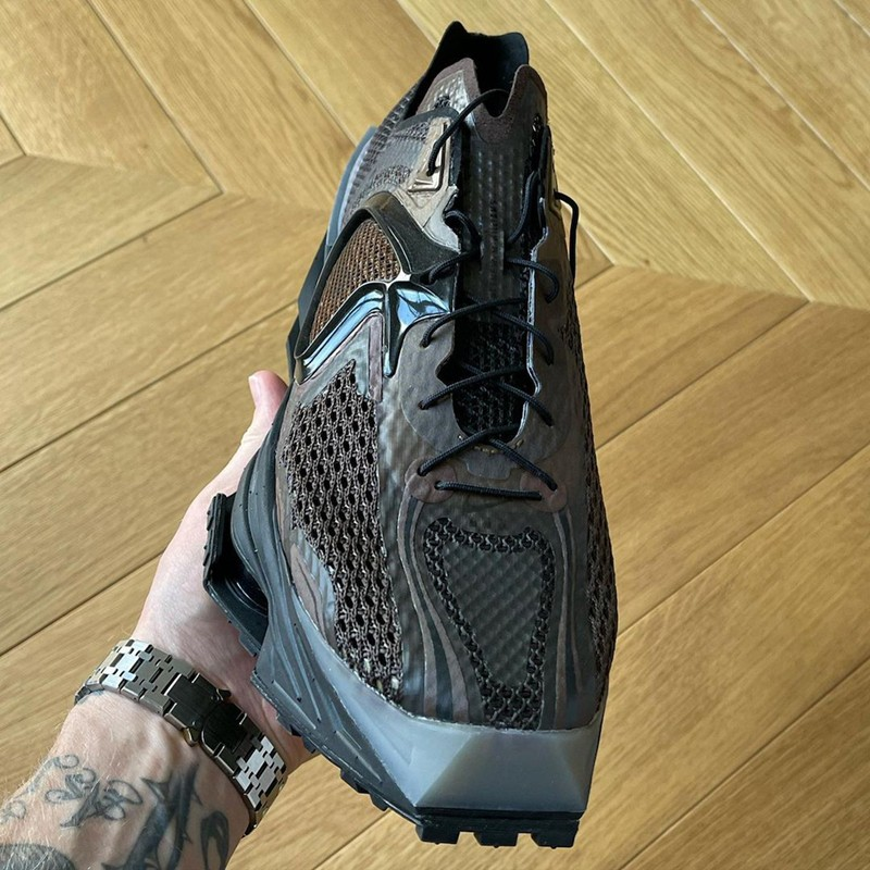Nike,Matthew M Williams,Zoom M  上次市价 ¥6000+!主理人亲晒新配色 Nike Zoom MMW 4!