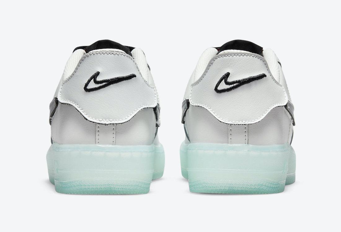 Nike,Air Force 1,DH7341-100  可玩性极高!全新配色 Air Force 1 官图曝光!