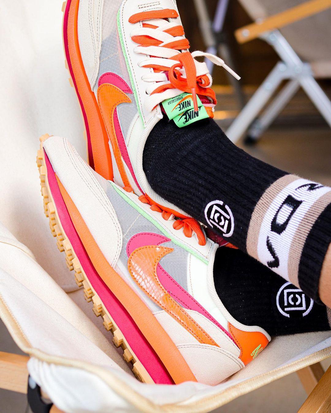 Nike,Yeezy,sacai,陈冠希,降价  十几双 Nike、Yeezy「集体暴跌」!sacai 价格被打下来了!最惨一双降 5K!