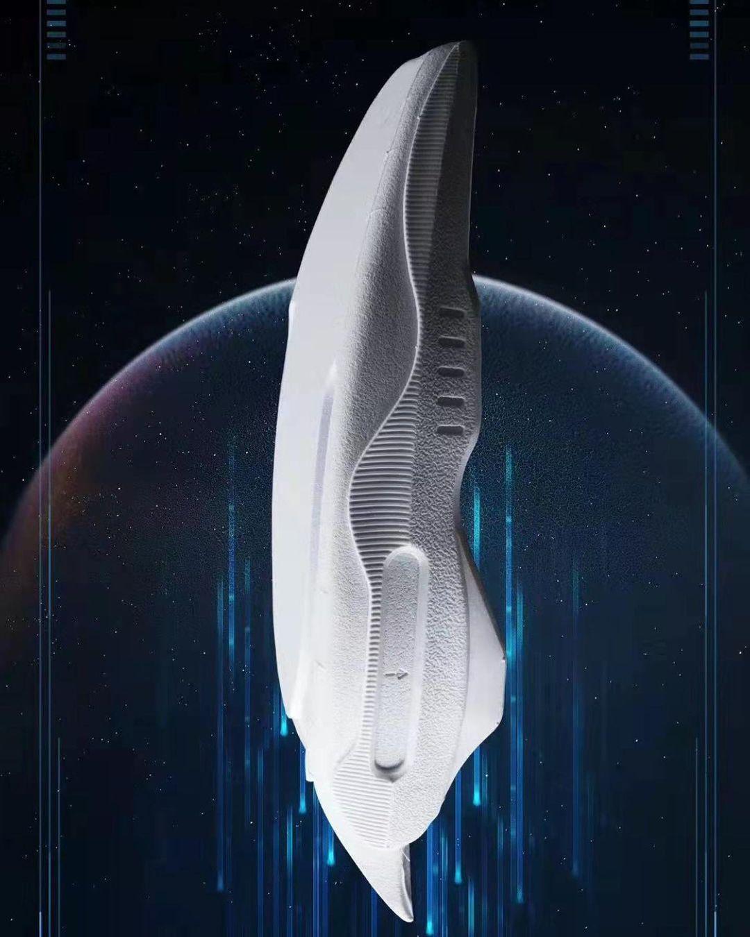 361°,AG2  黑科技曝光!戈登最新战靴 AG2 配置升级!期待啊!