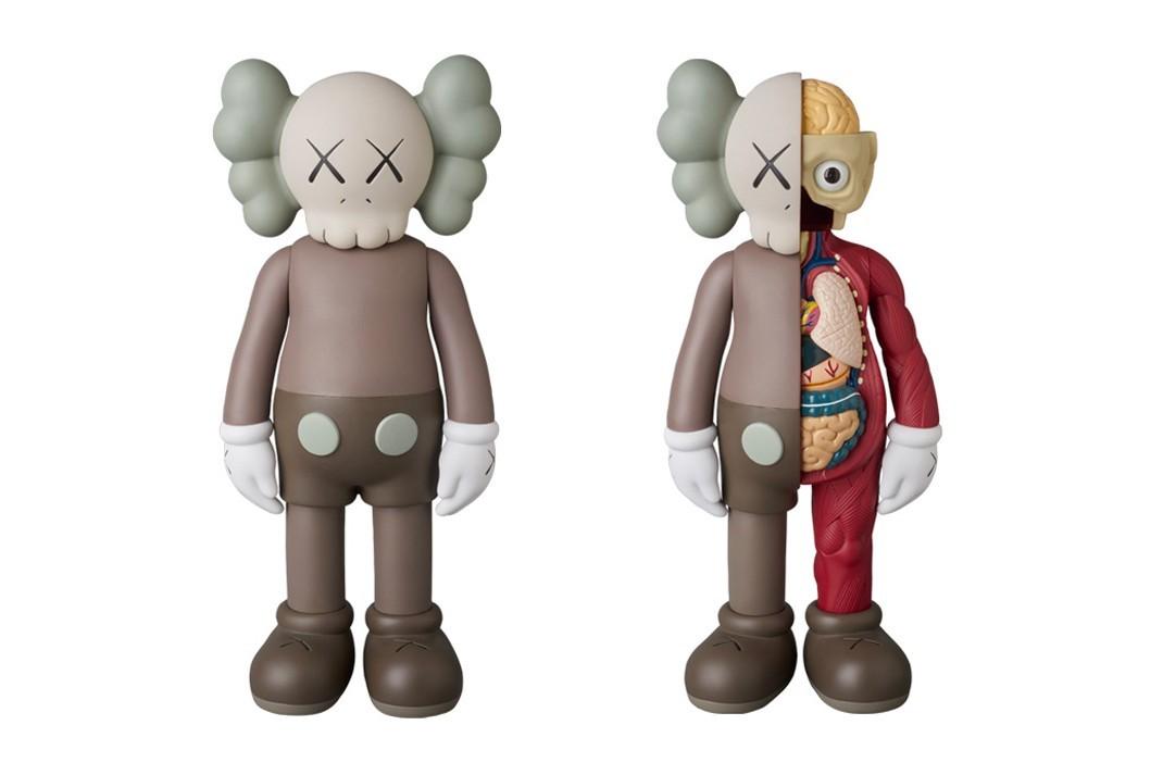 KAWS,发售  无预警登场!KAWS 限量玩偶即将发售!