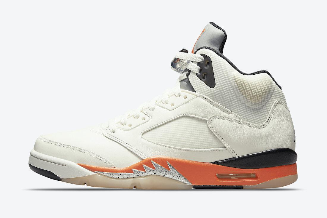 Air Jordan 5,AJ5,扣碎篮板,Shattere  扣碎 Air Jordan 5 官图曝光!鞋身材质大变!下月发售!