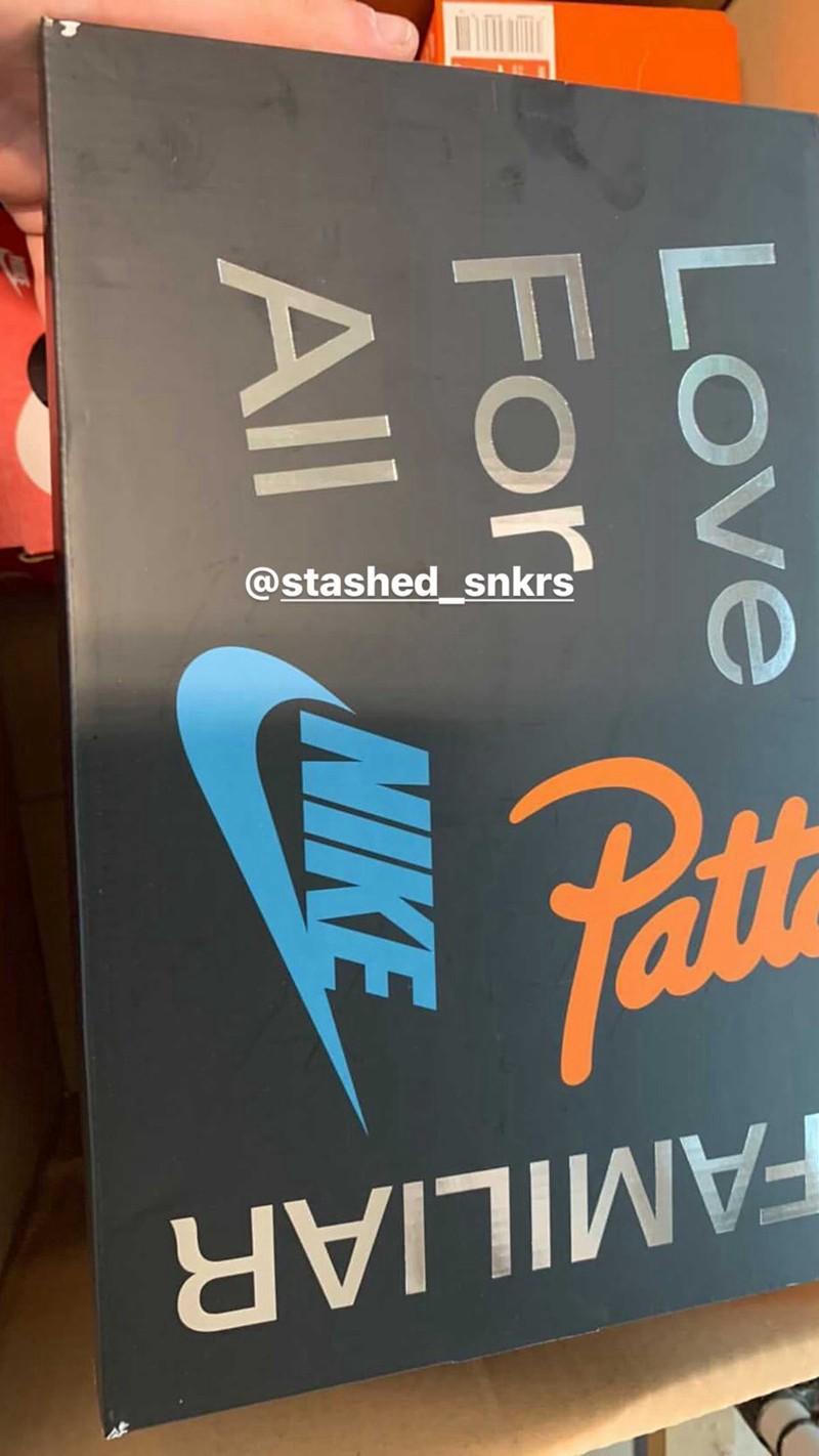 Patta x Nike,Air Max 1  Nike 新联名上脚照曝光!「海浪灯芯绒」你打几分?