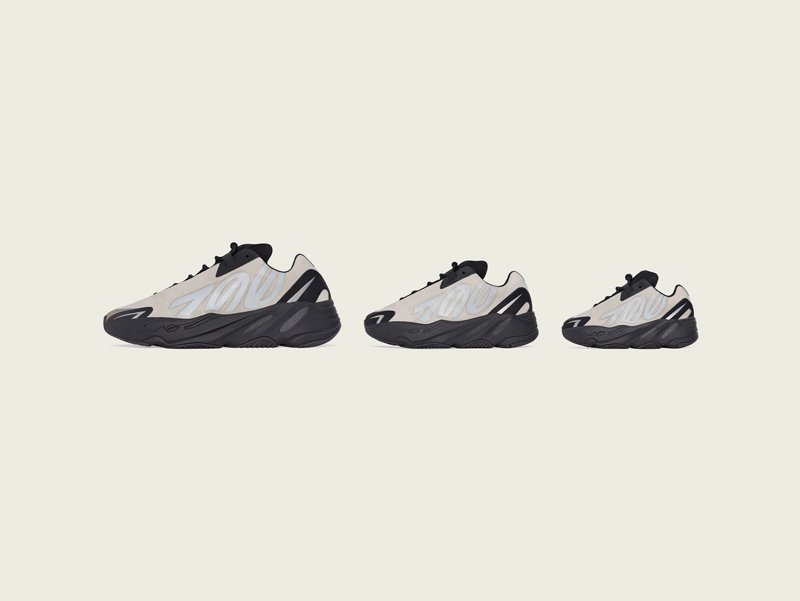 adidas,Yeezy Boost 700 MNVN,GZ  发售延期!「蜂蜜椰子」Yeezy 700 MNVN 官图曝光!