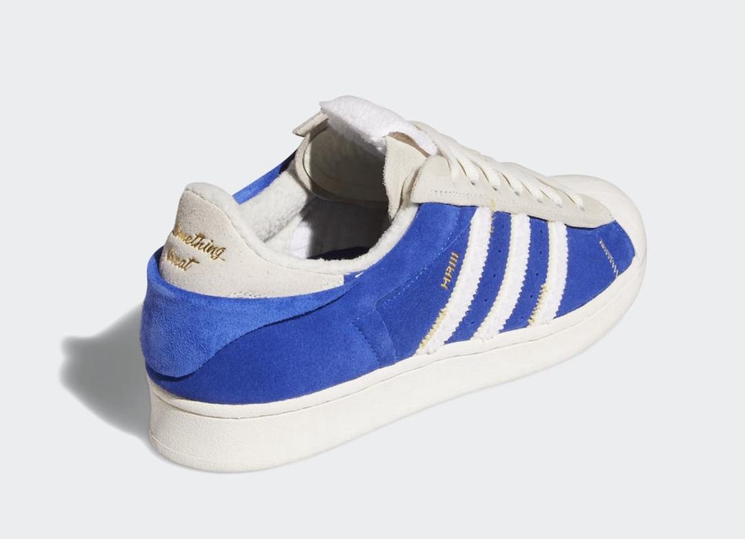 Henry Ruggs,adidas,Superstar,W  天冷也不怕!Superstar 最新联名「棉鞋」曝光!还有隐藏玩法!?