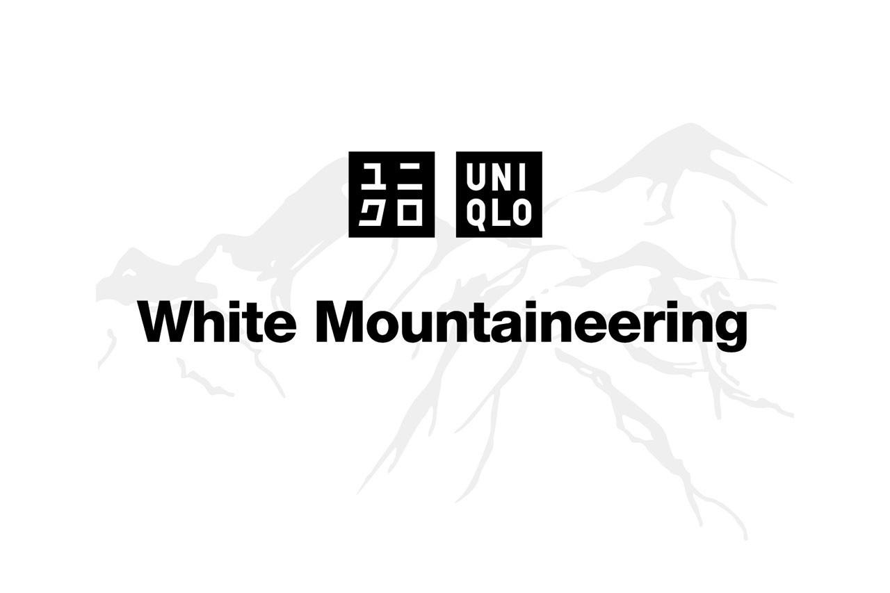 白山,White Mountaineering,优衣库,发售  又能花小钱买大牌了!白山 x 优衣库单品曝光!天猫已上架!