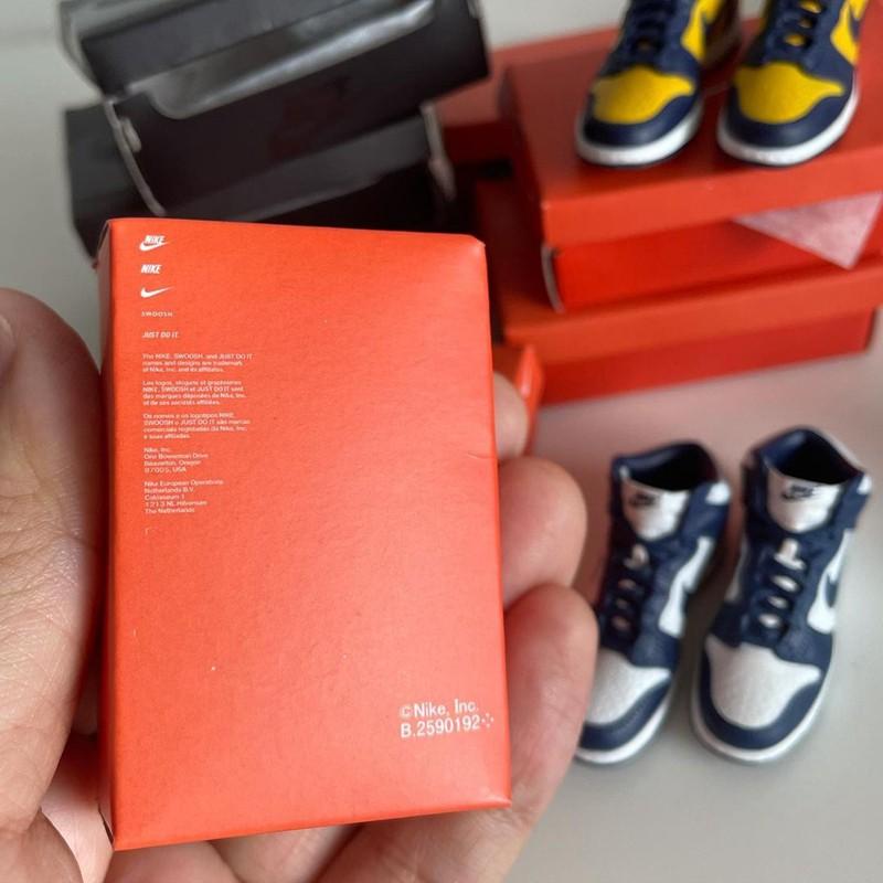 藤原浩,Jeff Staple,Nike,Bandai,Du  藤原浩、Jeff Staple 亲晒!全新 Nike 联名球鞋扭蛋曝光!
