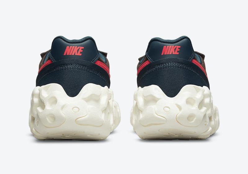 Nike,Overbreak SP,DC8240-400  夸张中底造型!全新配色 Nike Overbreak SP 官图曝光!