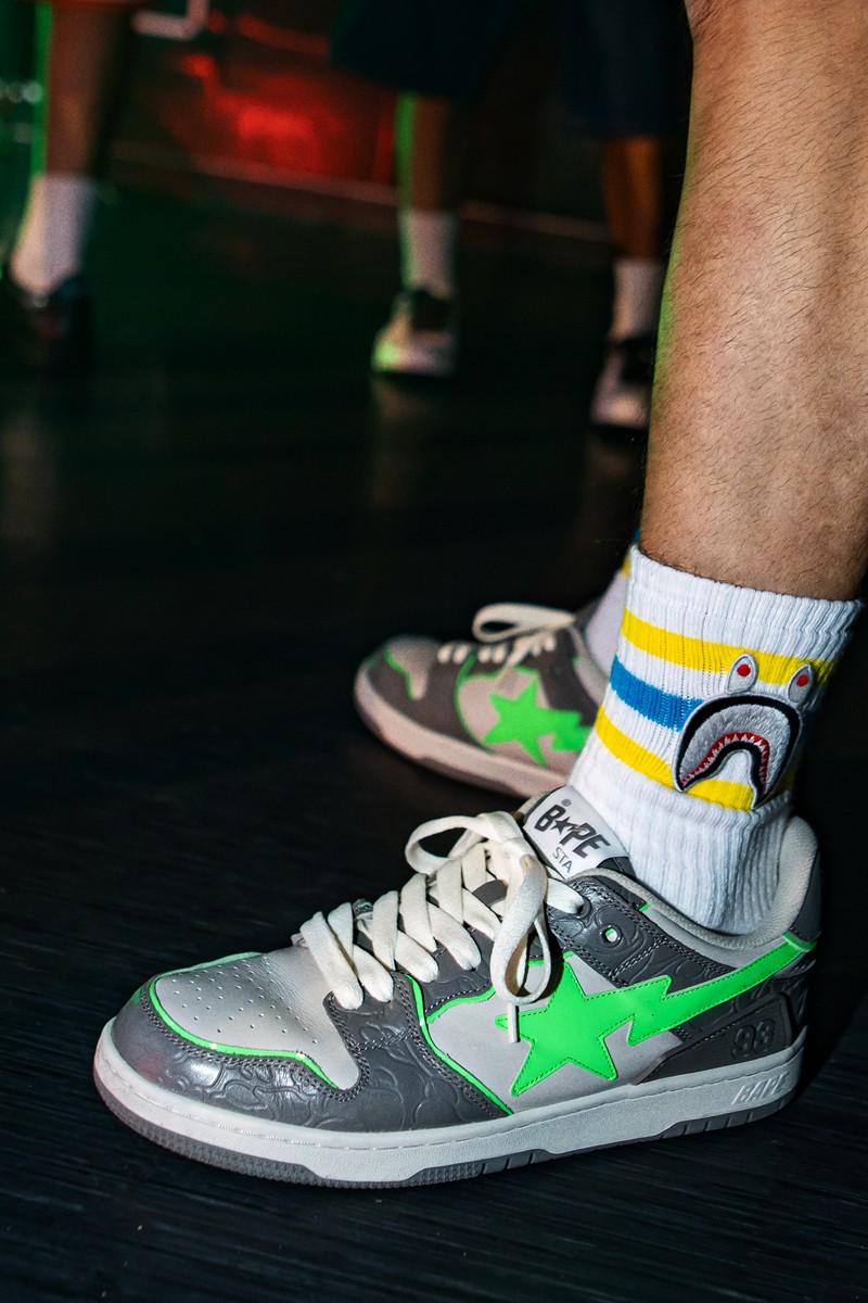 BAPE,STREET HYBRID,SK8 STA,BLO  一口气发五双!全新 BAPE 秋季系列鞋款正式发布!