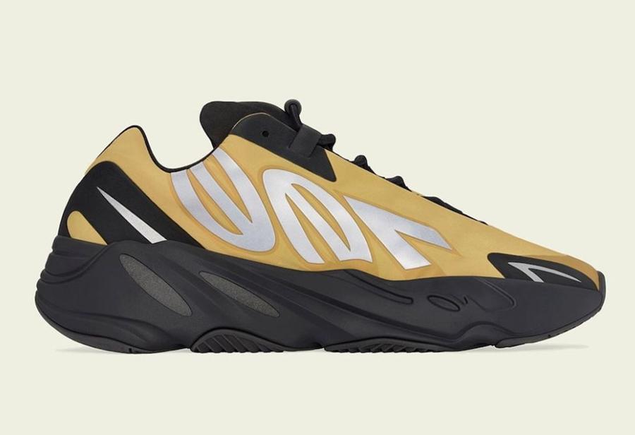 adidas,Yeezy Boost 700 MNVN,Ho  「蜂蜜椰子」Yeezy 700 MNVN 官图曝光!可惜发售推迟!