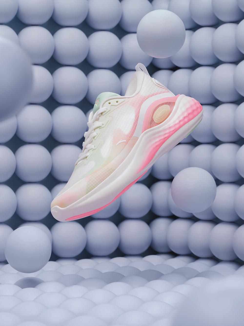 乳胶跑鞋,安踏,发售  又软又弹!就像踩在乳胶床垫上!安踏全新跑鞋刚刚上架!