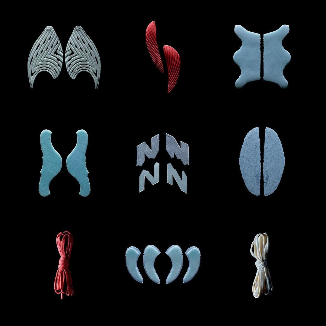 科技,感拉,满,「,富人,岛,」,最新,联名,鞋,被,  科技感拉满!「富人岛」最新联名鞋拆解件曝光!