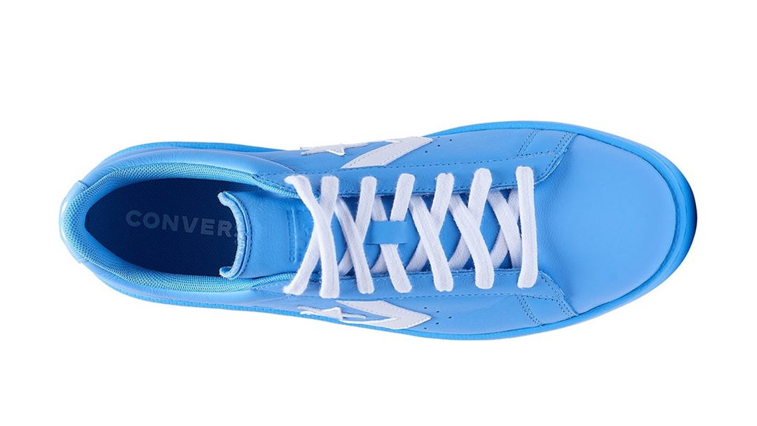 Shai Gilgeous-Alexander,Conver  「北卡」配色来了!全新 Converse Pro Leather 官图曝光!