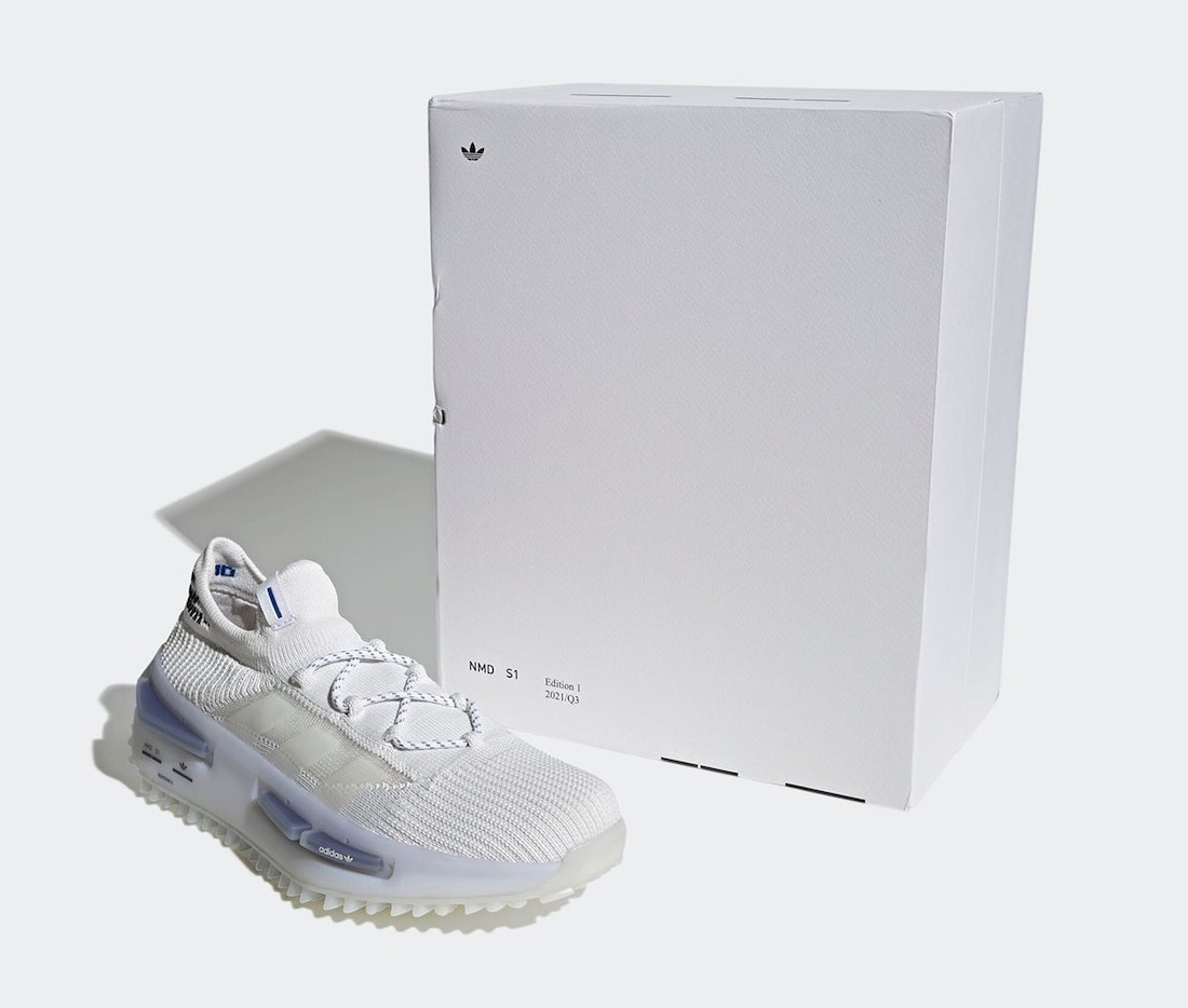 adidas,NMD,GZ7900,发售  新一代 adidas NMD 有点帅啊!CONFIRMED 开始登记了!